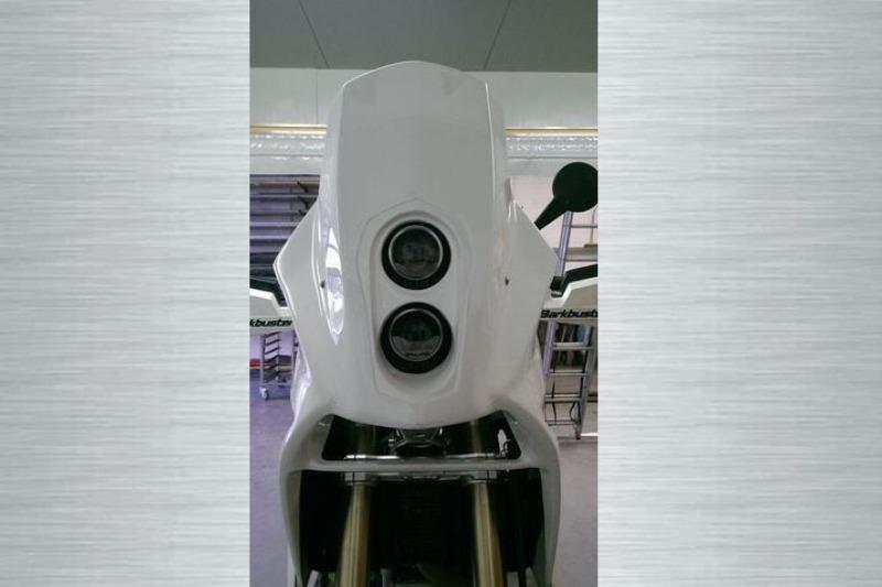 Afbeelding van The KTM-style fairing for the XChallenge